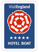 Wessex Rose Visit England 5 Star
