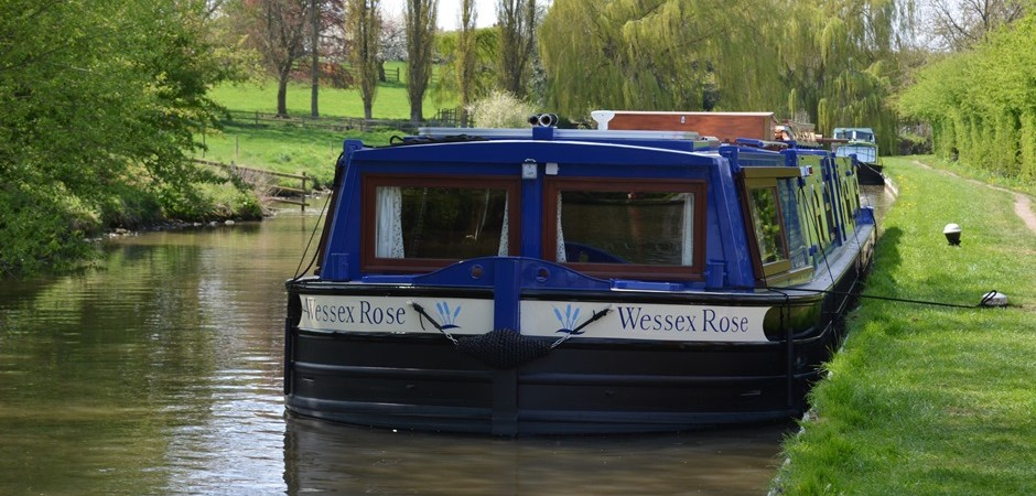 Wessex Rose Hotel Boat