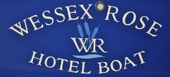 Wessex Rose Signwriting