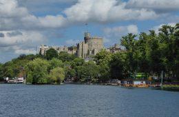 Windsor Castle, River Thames